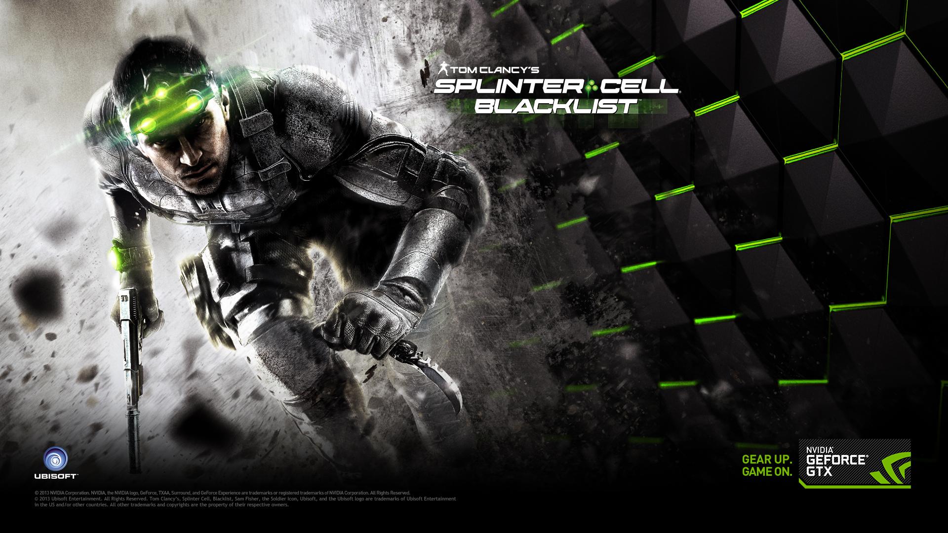 splinter cell blacklist wallpaper - wallpapersafari