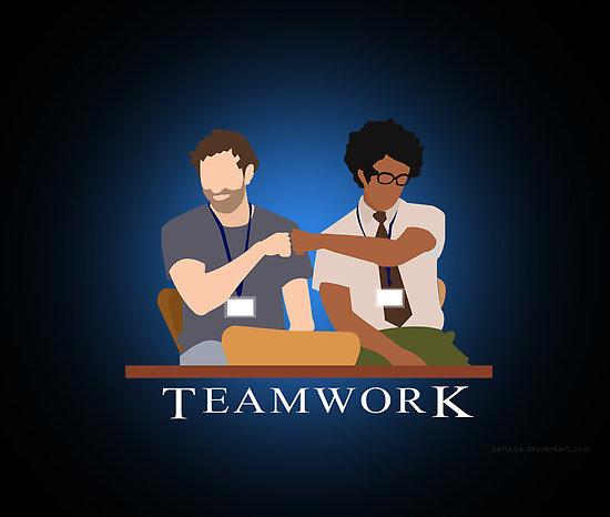Teamwork Wallpaper