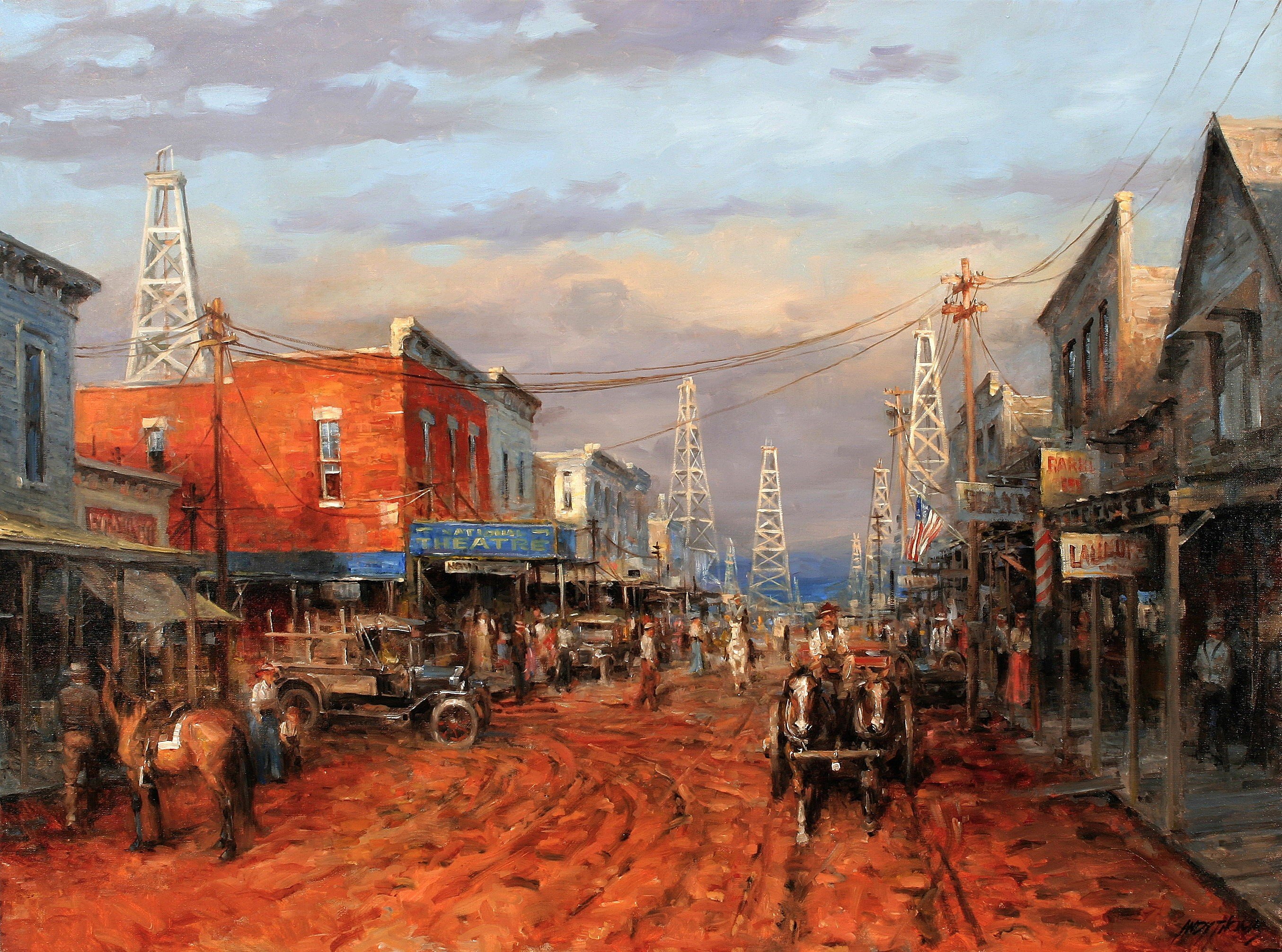 western town background - photo #24