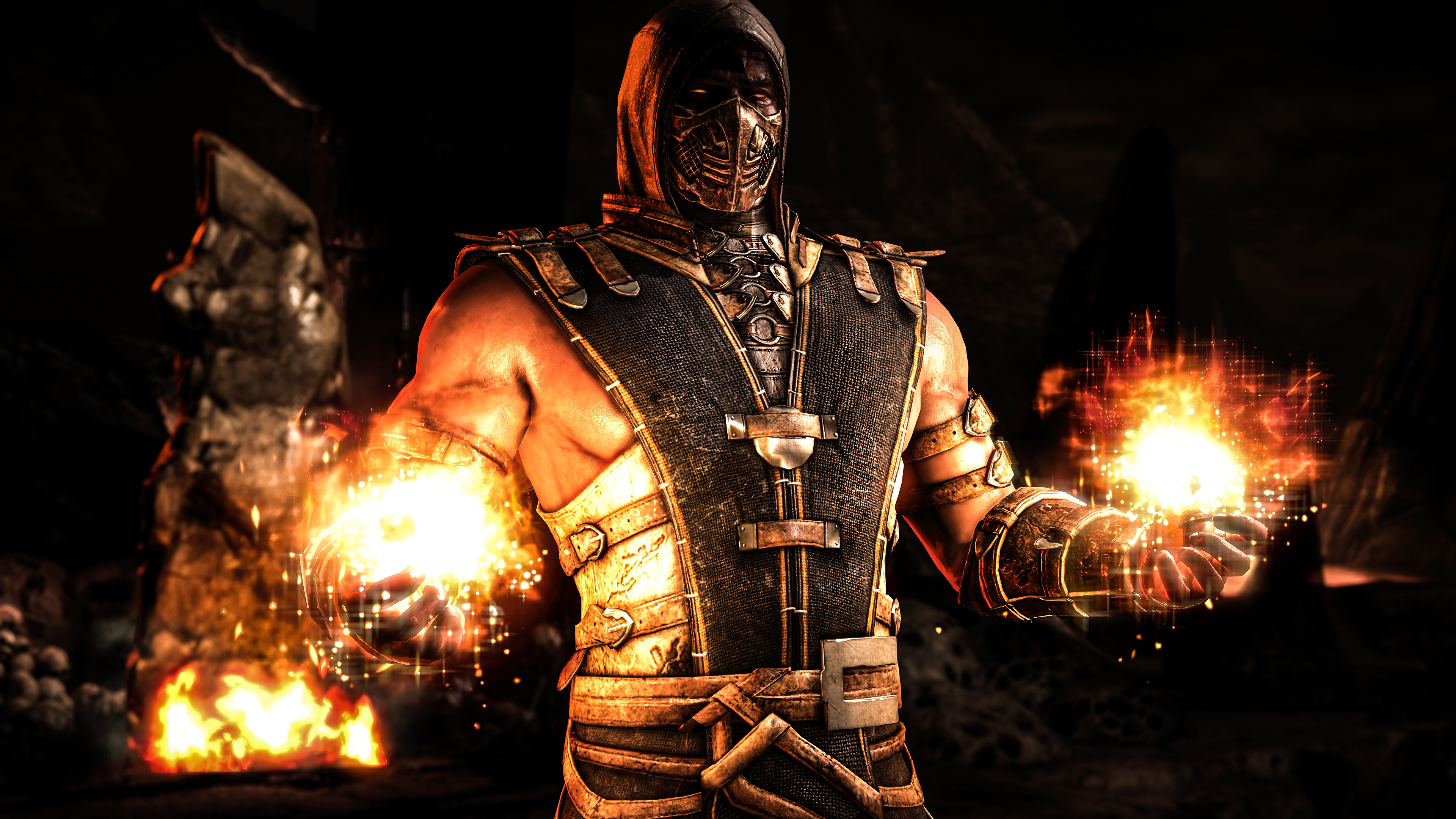 Mortal Kombat 4k Ultra Hd Wallpaper And Background Image: 4K Mortal Kombat Wallpaper