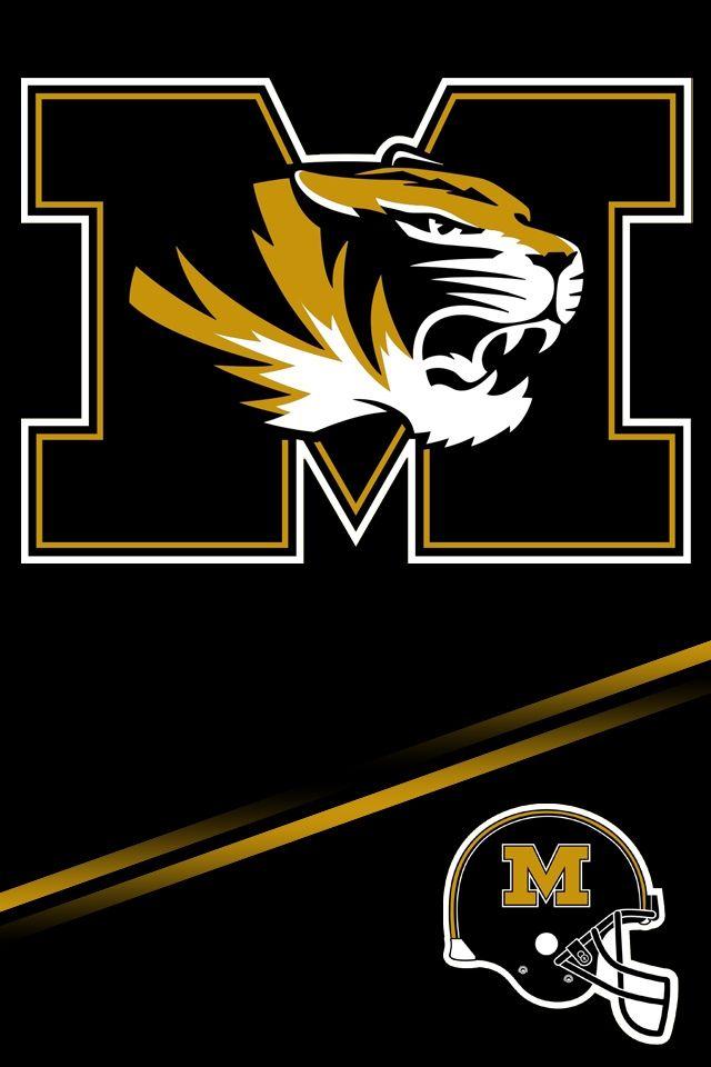 Missouri Tigers iPhone Wallpaper Mizzou Pinterest 640x960