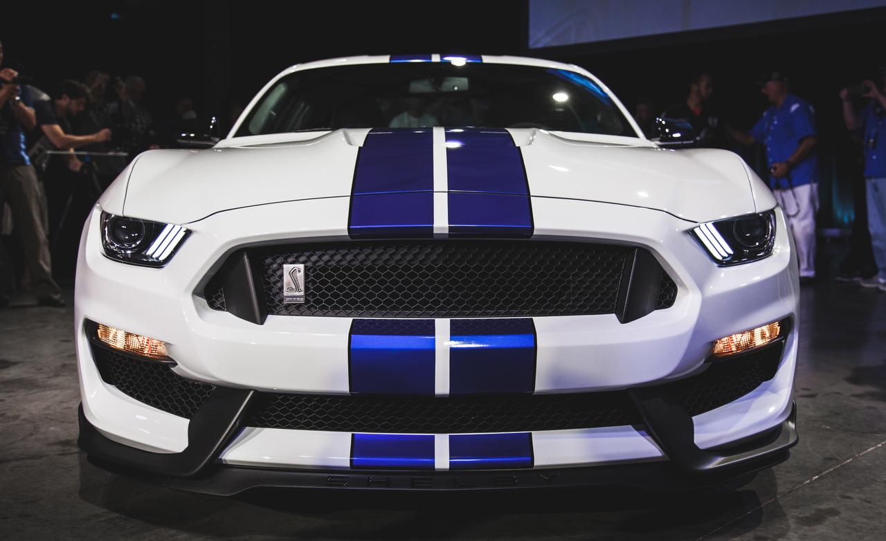 2016 Ford Mustang Shelby GT350 photo 1280x782