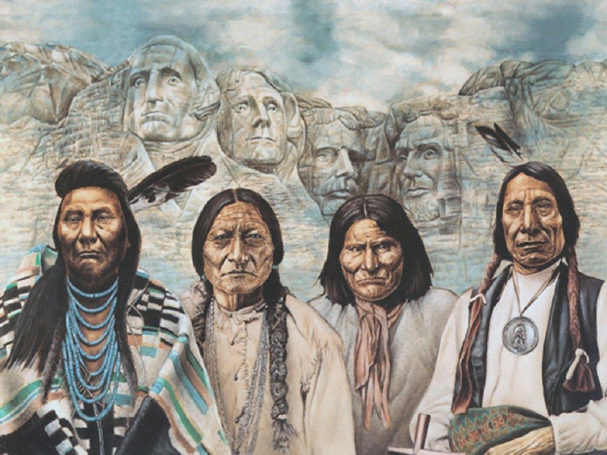 Native American 5 Wallpapers Metal Luis Royo Heavy Metal 1200x900