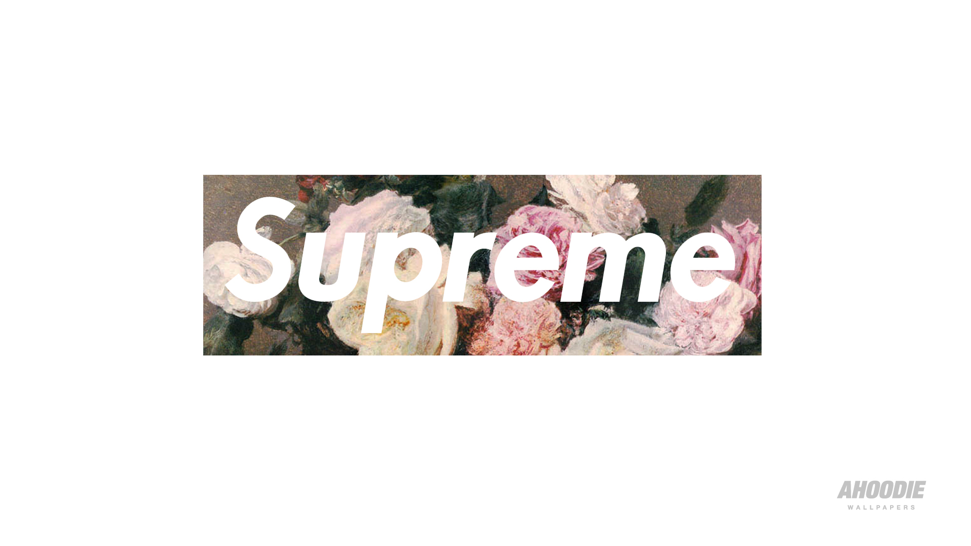 Supreme Floral wallpaper   1335069 1920x1080
