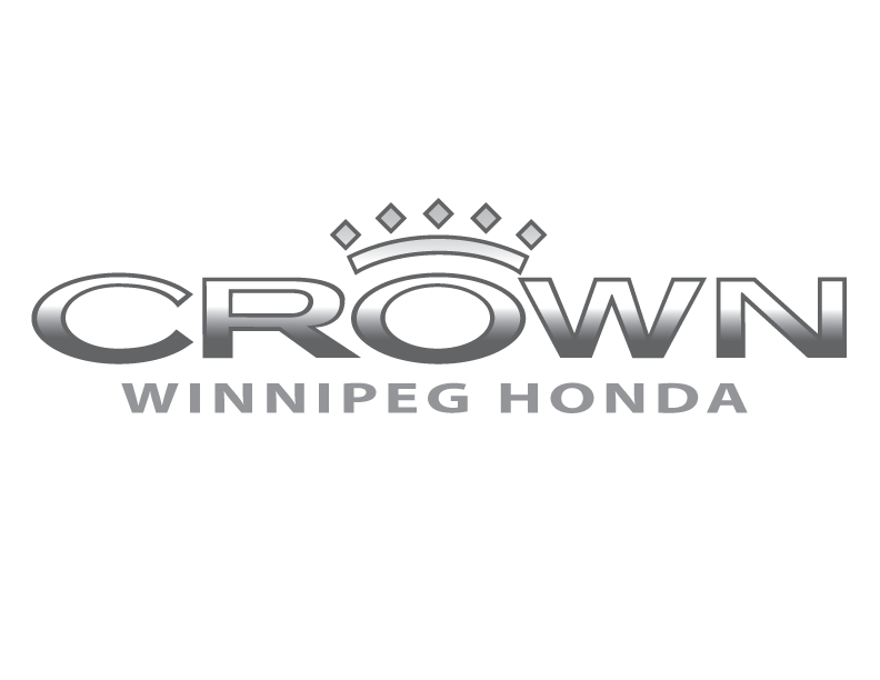 Crown Logo Png Crown Winnipeg Honda Logo 792x612