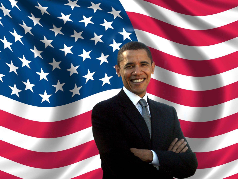 Wallpapers Barack Obama 1440x1080