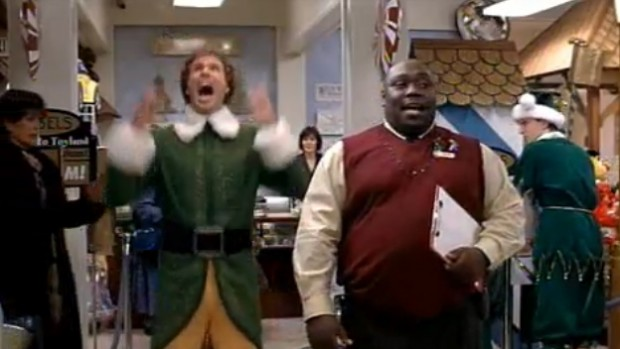 An Elf-sized Christmas announcement   TheBlaze.com