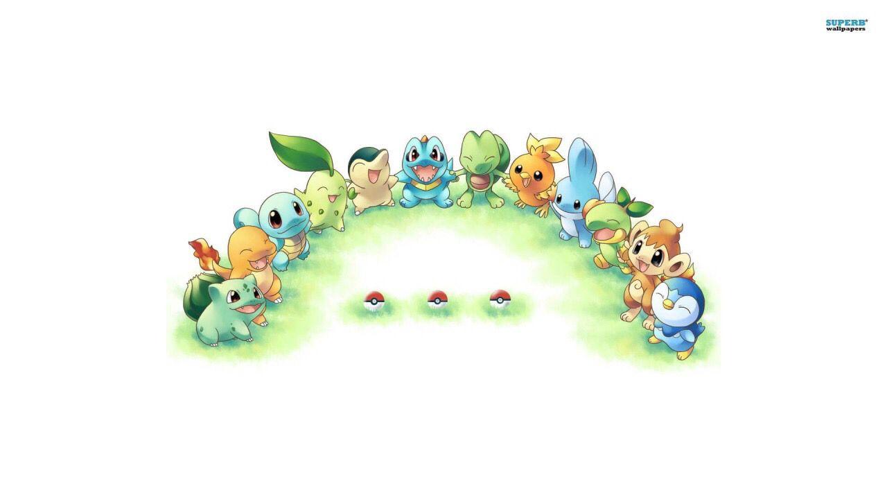 Pokemon Wallpaper Macbook 1280x720