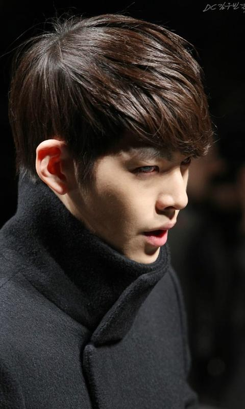 HD Kim Woo Bin Wallpeper for Android Download 480x800