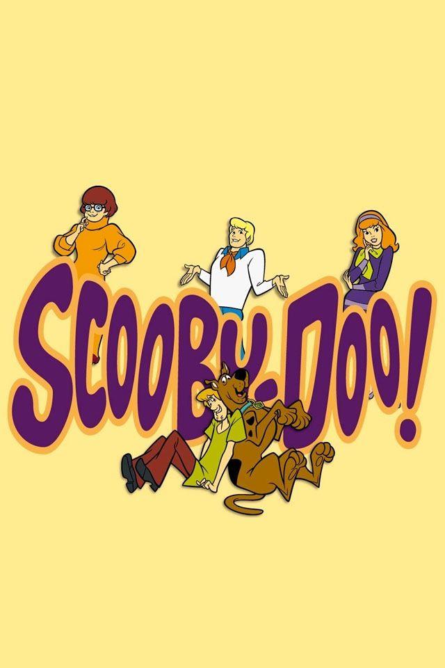 Scooby doo lock screen iphone wallpaper Scooby doo pictures 640x960