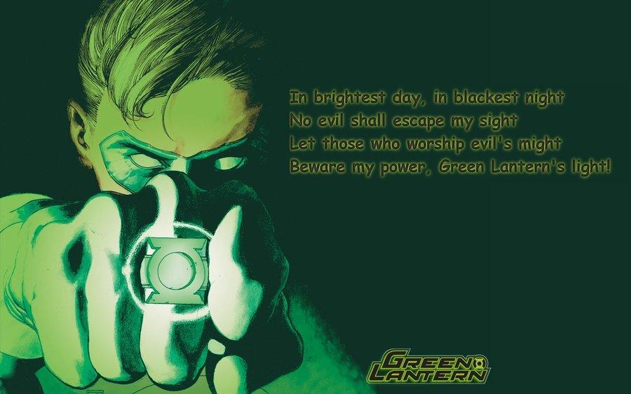 green lantern oath by d4rKp3n4nc3 900x563