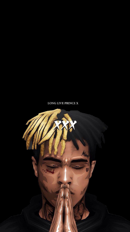 XXXTENTACION Long Live Prince X Phone wallpaper XXXTENTACION 1334x2372