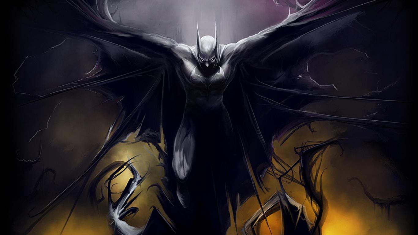 Batman HD 1366x768 1366x768