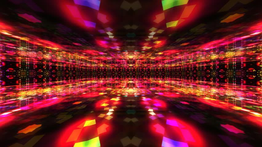 Disco Dance Floor Background Loop Stock Footage Video 1379764 852x480