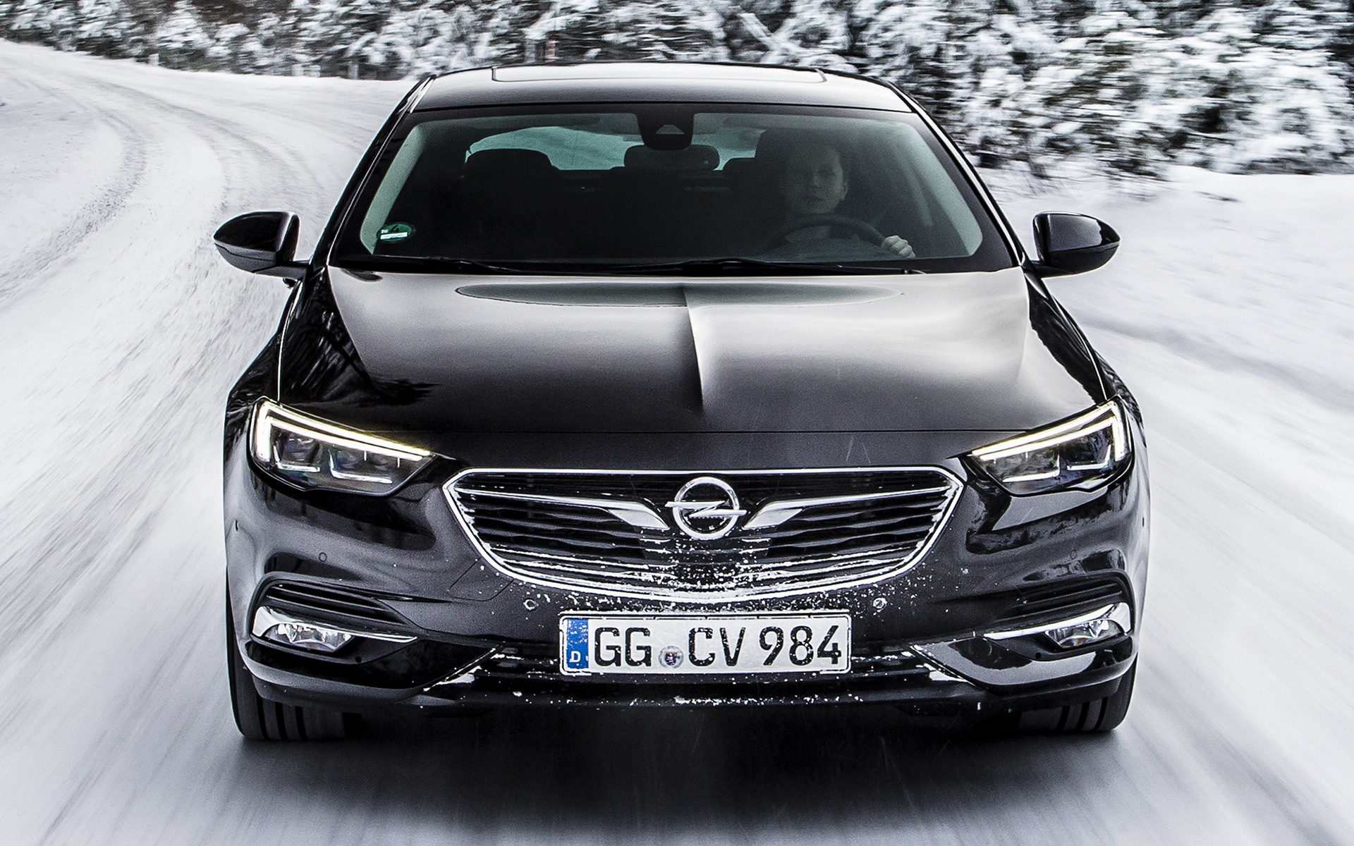 2017 Opel Insignia Grand Sport   Wallpapers and HD Images Car Pixel 1920x1200