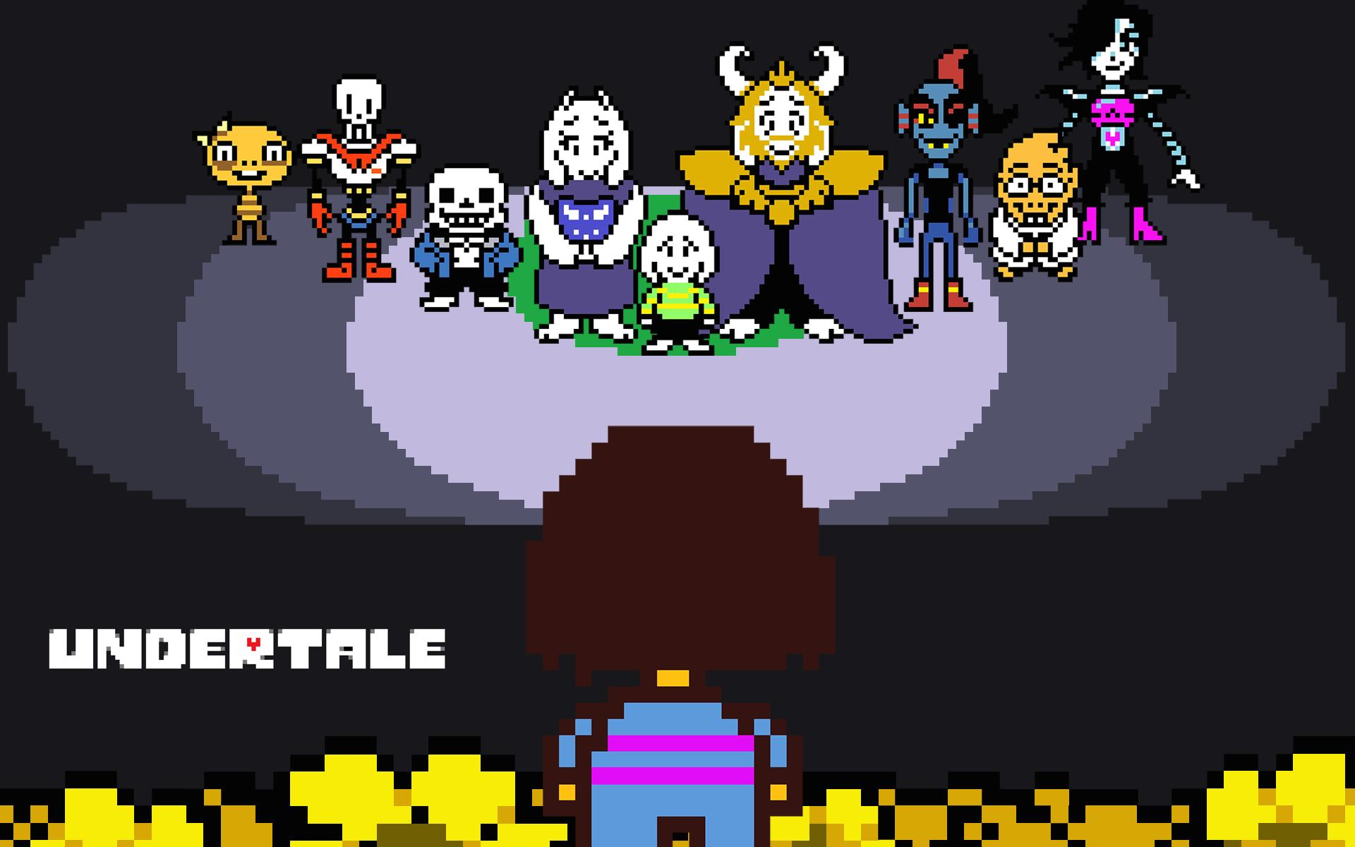 can make fills you with DETERMINATION Undertale Know Your Meme 1920x1200