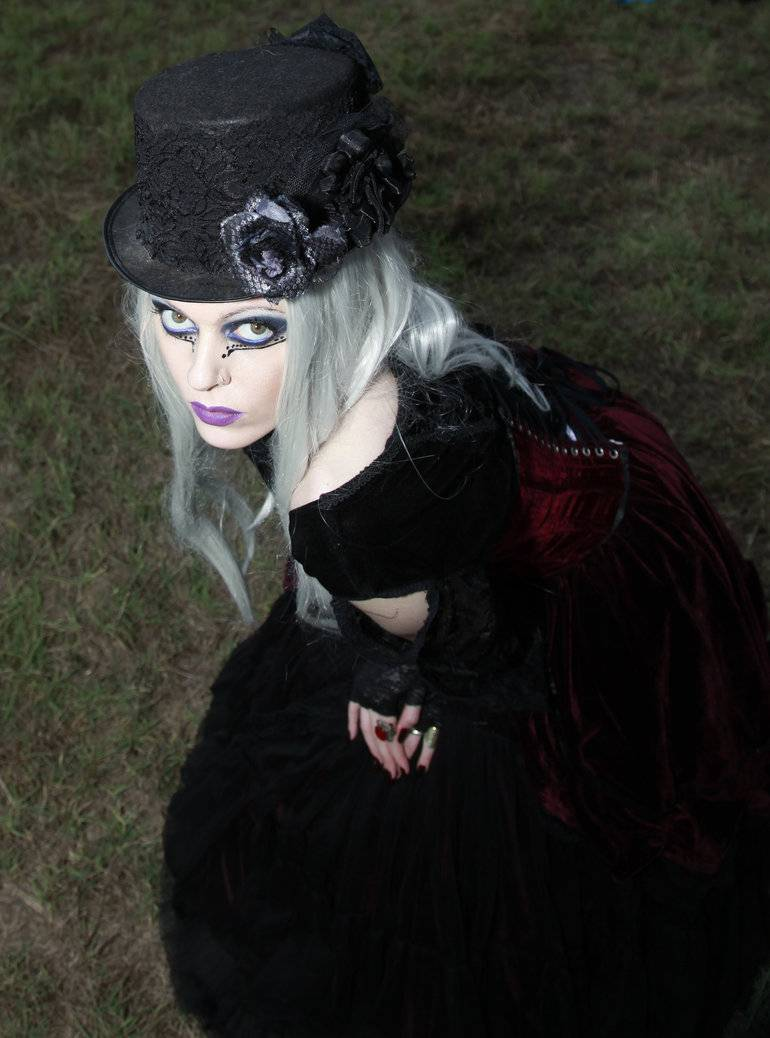 Victorian Goth Style   Goth Style Picture 770x1038