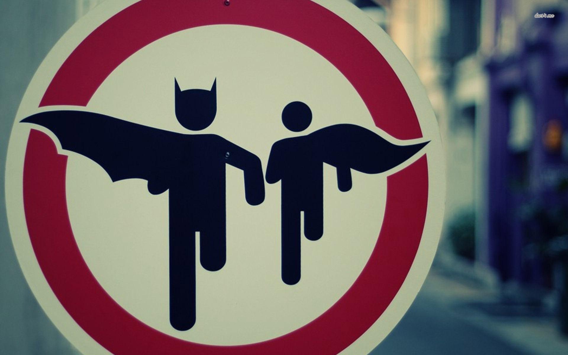 Batman And Robin Logo Wallpaper Batman and robin 1920x1200