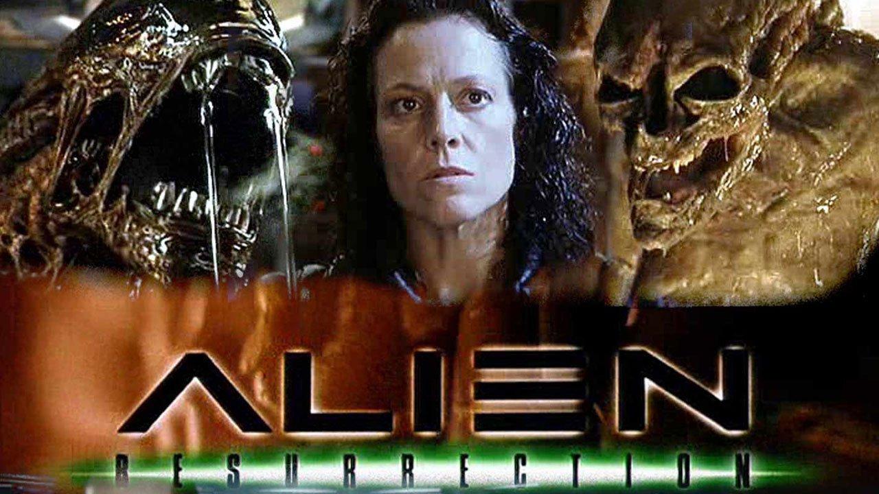 Alien Resurrection   wallpaper 1280x720