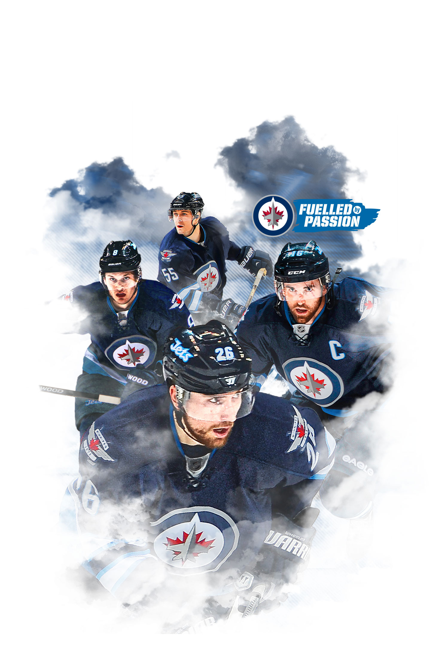 Winnipeg jets iphone wallpaper