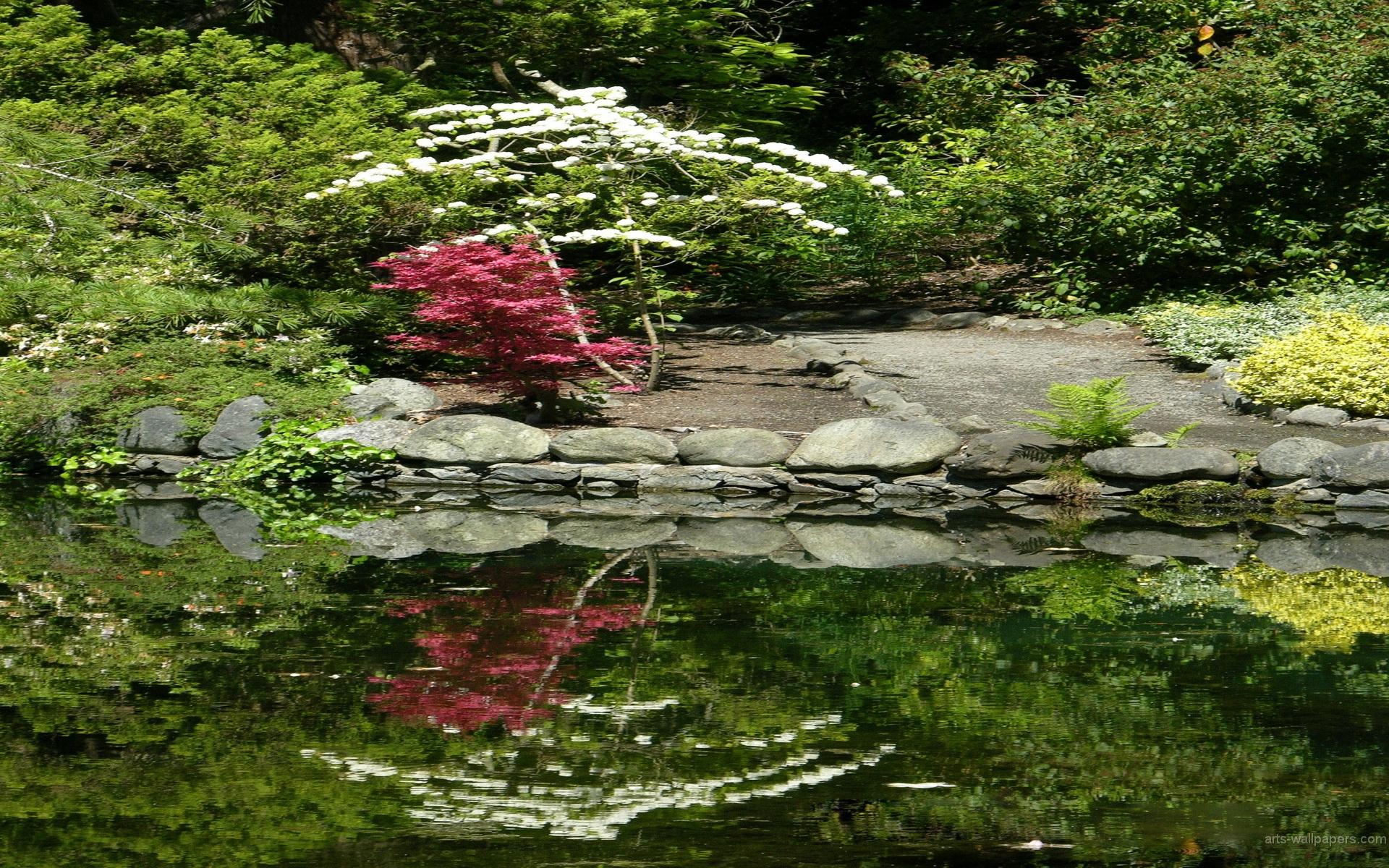 Japanese Garden Design Japanese Garden Japanese Garden Wallpaper 1920x1200