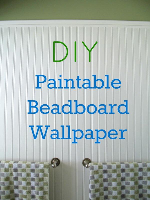 Martha Stewart Paintable Beadboard Wallpaper 600x800