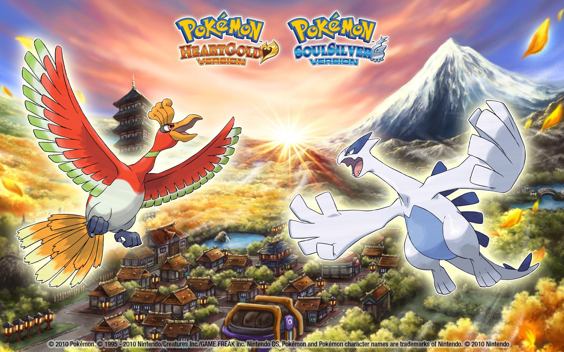 Pokemon Soulsilver images HGSS Wallpaper wallpaper photos 15728618 1920x1200