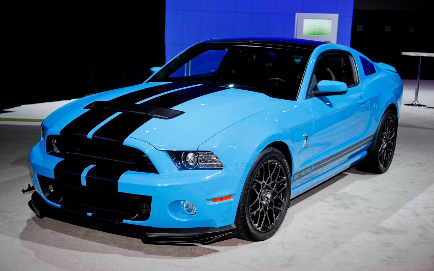 Download ford mustang gt500 shelby 2013 Wallpaper Pictures 1500x938