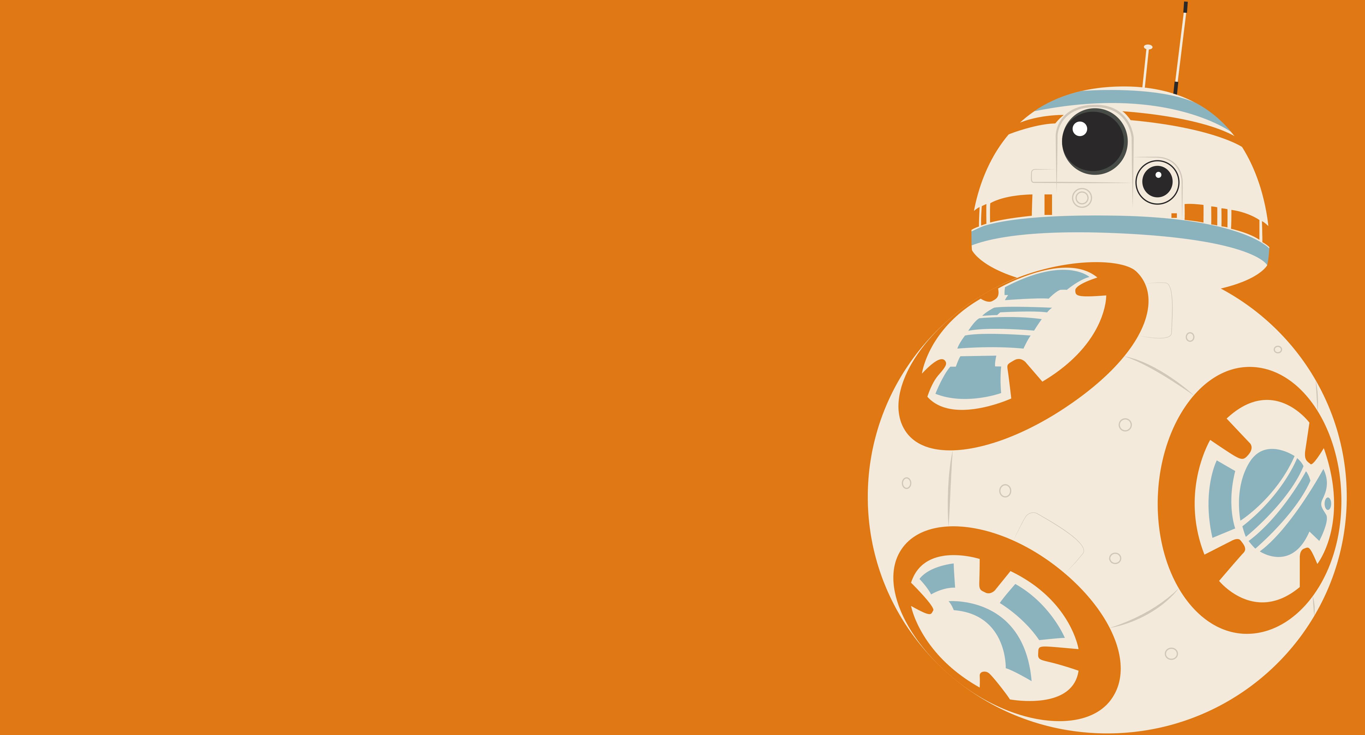 47] Star Wars BB8 Wallpaper on WallpaperSafari 4623x2490