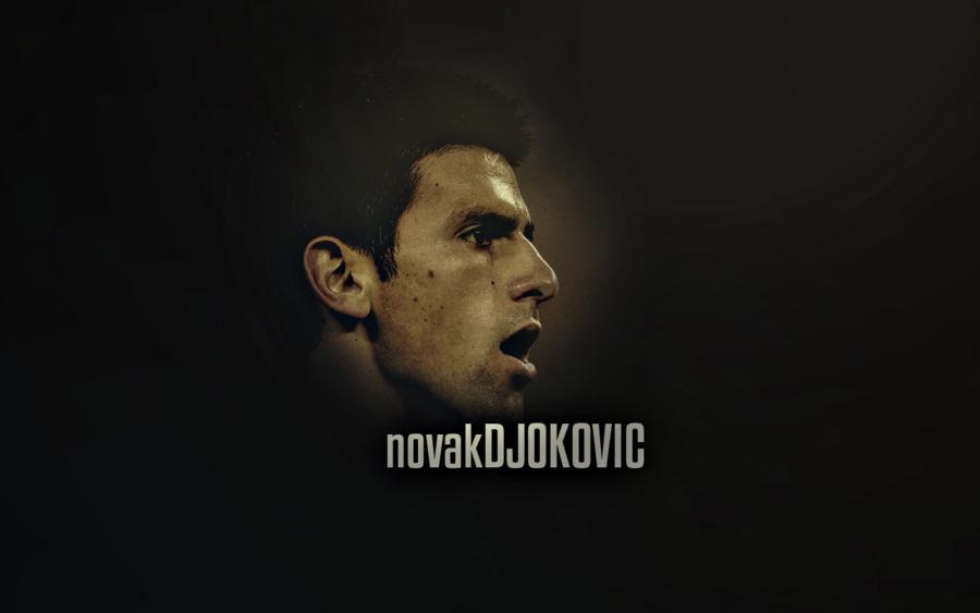 Wallpaper Novak Djokovic by Pablotv 900x563