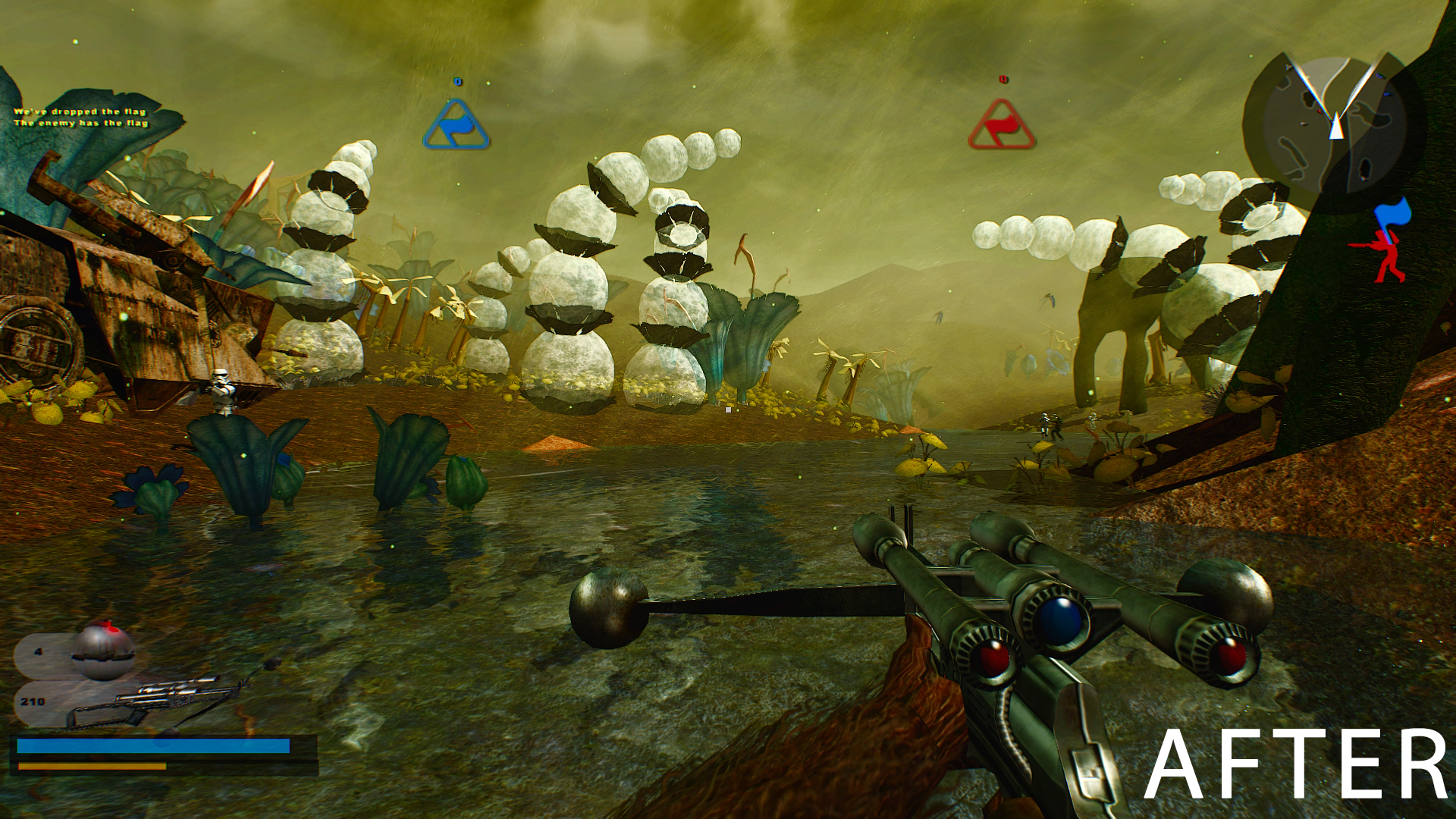 Free Download Felucia After Image Star Wars Battlefront 2 Remaster