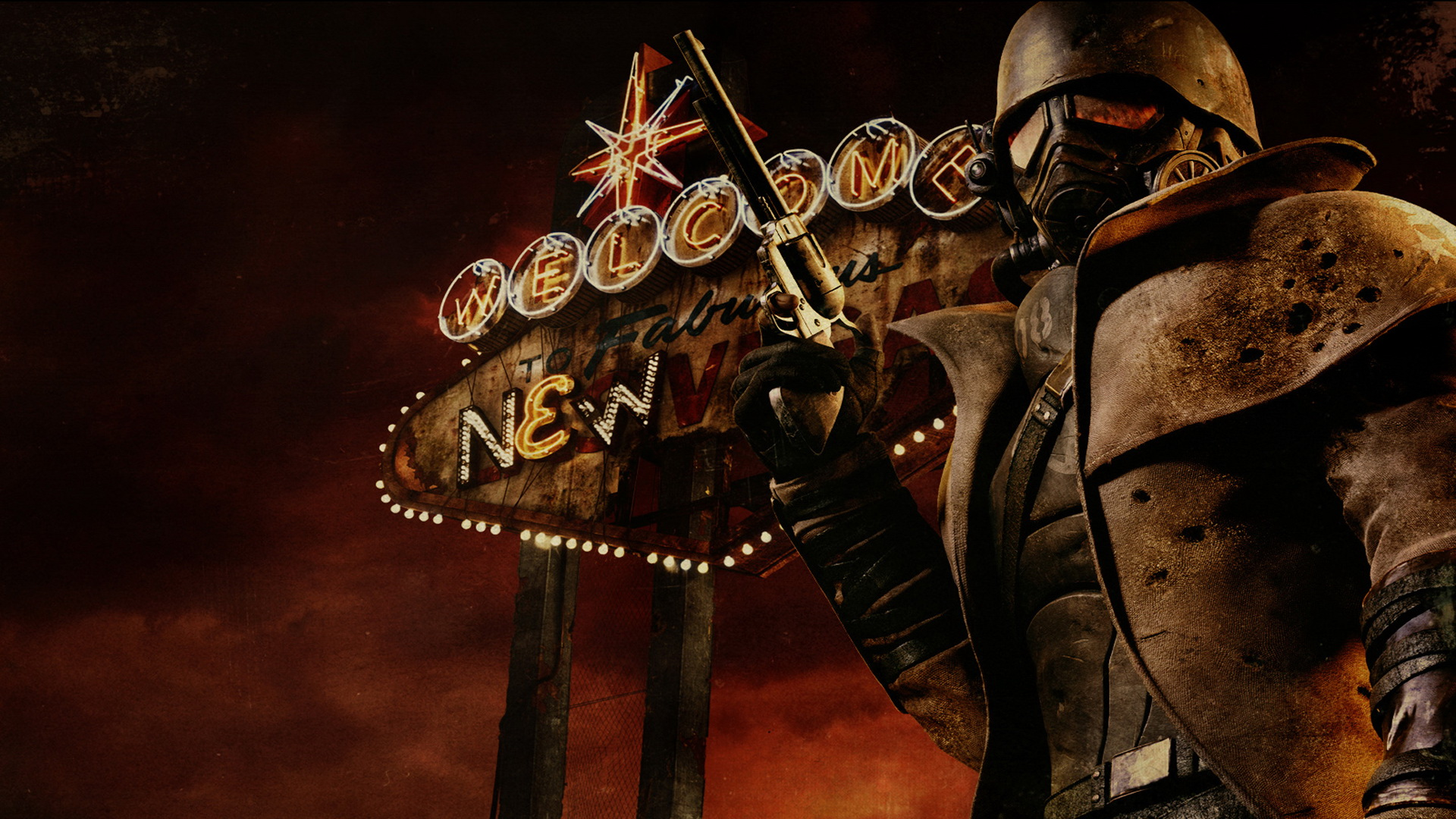 Fallout New Vegas Wallpaper 1080p - WallpaperSafari