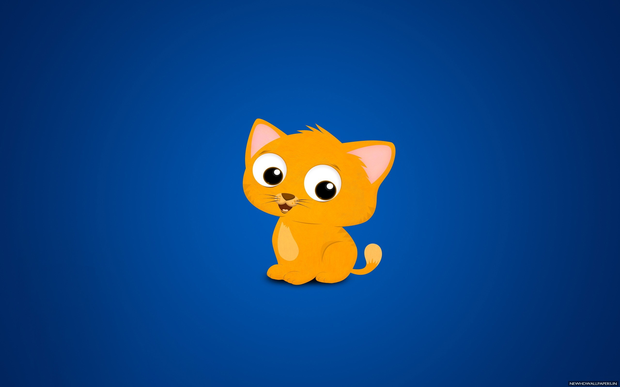 Cartoon cat wallpaper wallpapersafari - Cat wallpaper cartoon ...