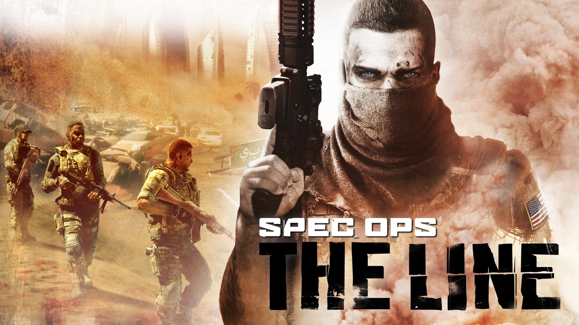 Spec Ops The Line Wallpaper HD Video Games Blogger 1920x1080