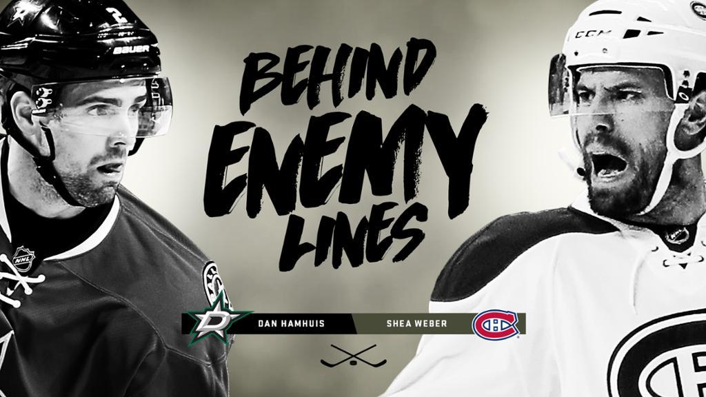 Behind Enemy Lines Dan Hamhuis on Shea Weber 1024x576