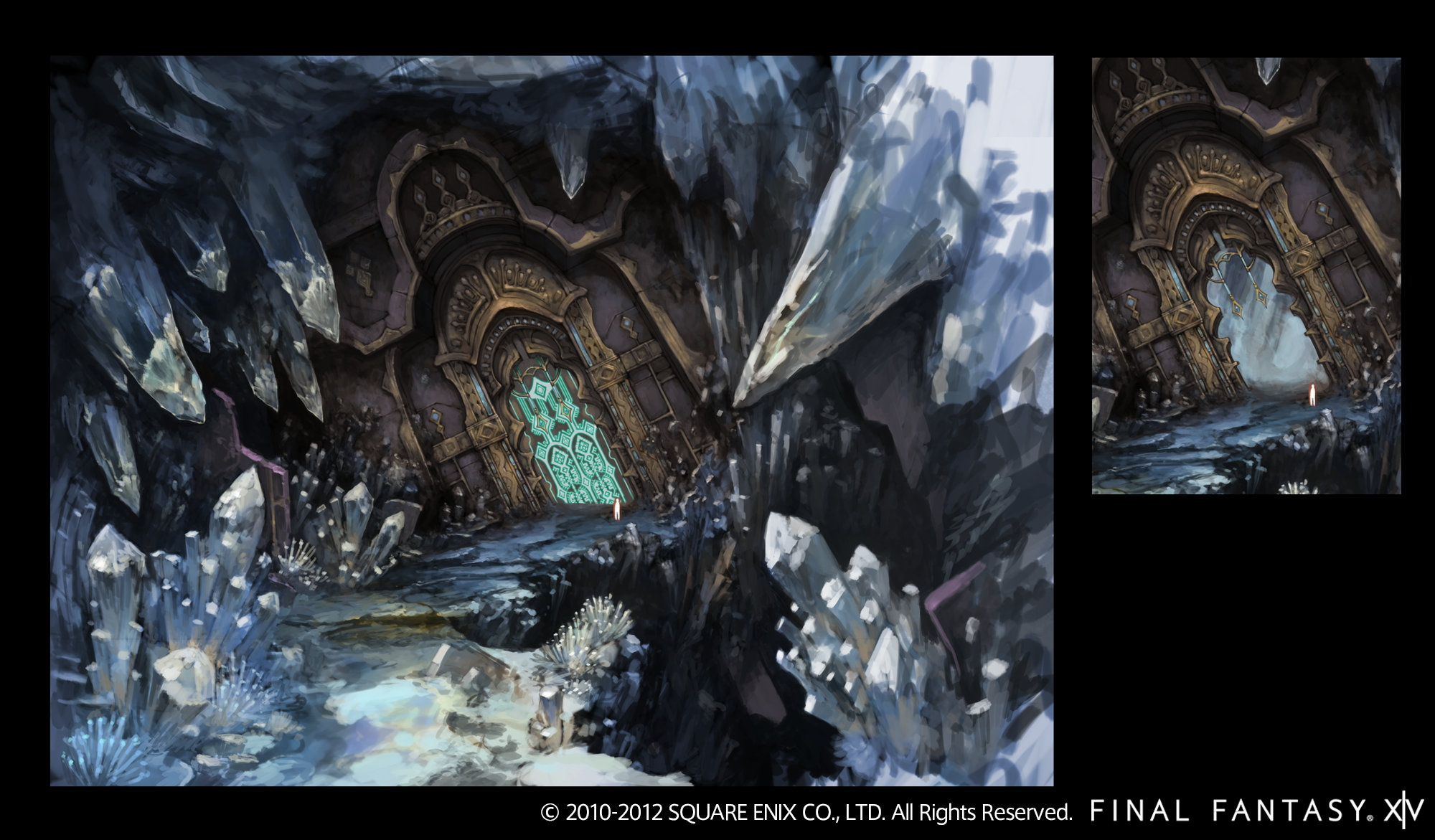 Fantasy XIV A Realm Reborn Computer Wallpapers Desktop Backgrounds 2000x1171