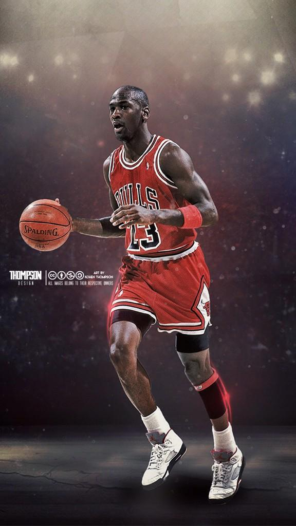 jumpman wallpaper iphone