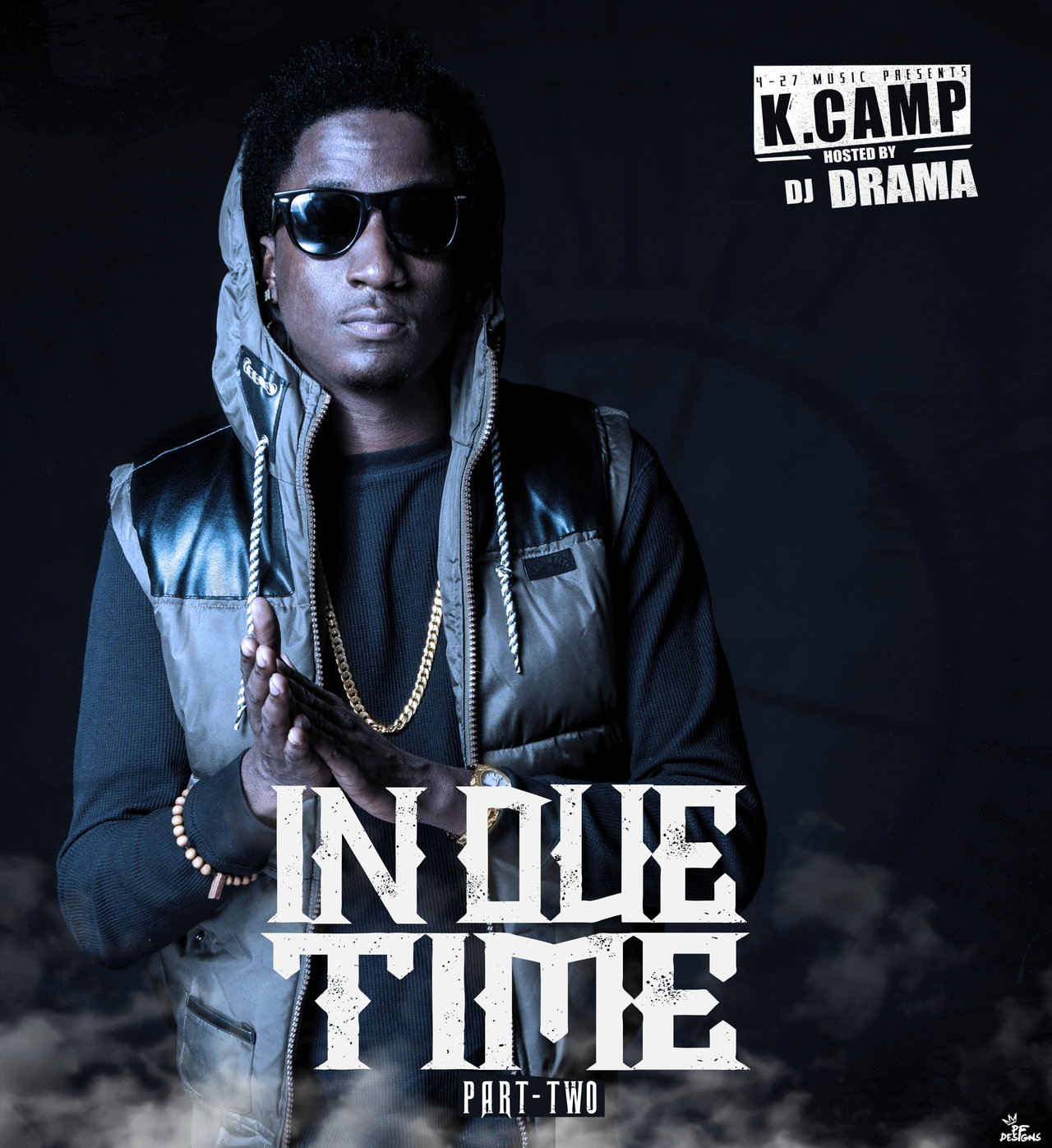 Camp In Due Time 2 x Cover Art by PFDesigns 1280x1396