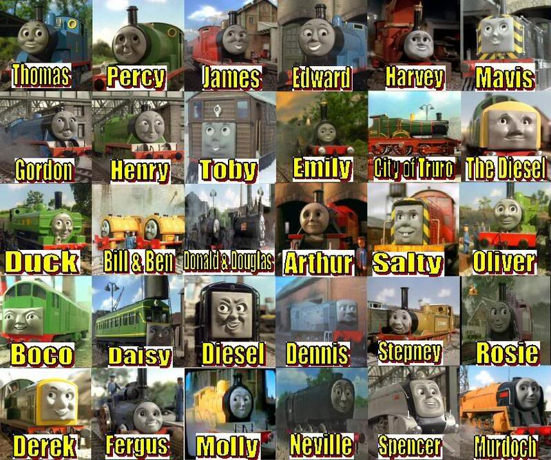 Thomas The Tank Engine And Friends Wallpaper 800 X 668 61030 800x668