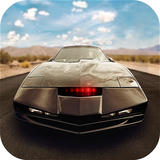 knight rider li ve wallpaper android themes v 1 0 knight rider 512x512