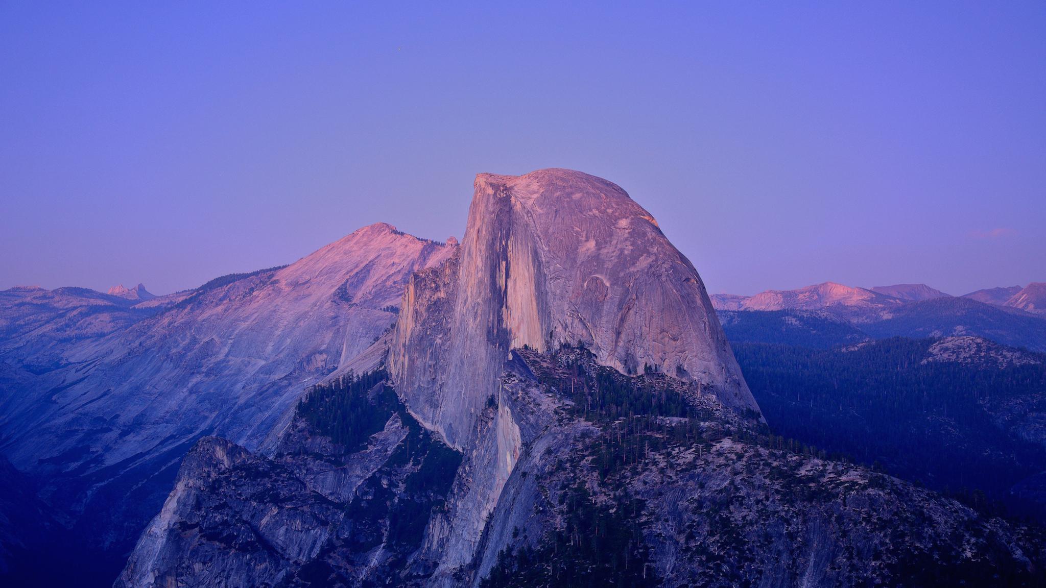 Yosemite park Pack appletips 2048x1152