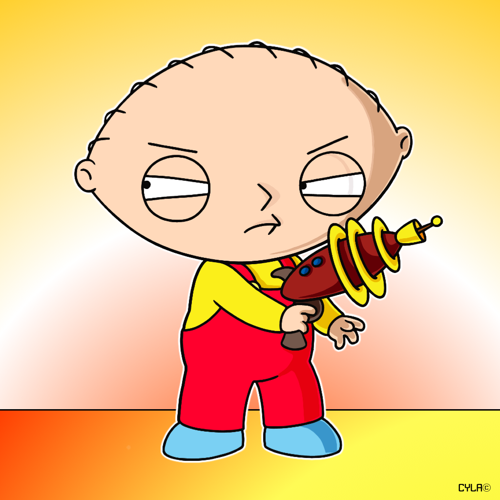 Morana Cyla Official Blog STEWIE GRIFFIN PACK Wallpapers for IPad 1024x1024
