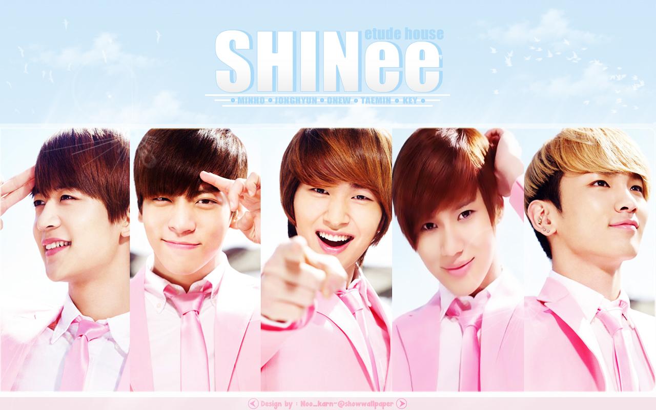 77+] Shinee Wallpaper on WallpaperSafari