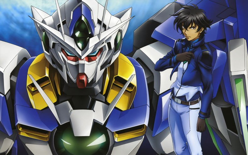 Setsuna F Seiei   Mobile Suit Gundam 00 Wallpapers theAnimeGallery 790x494