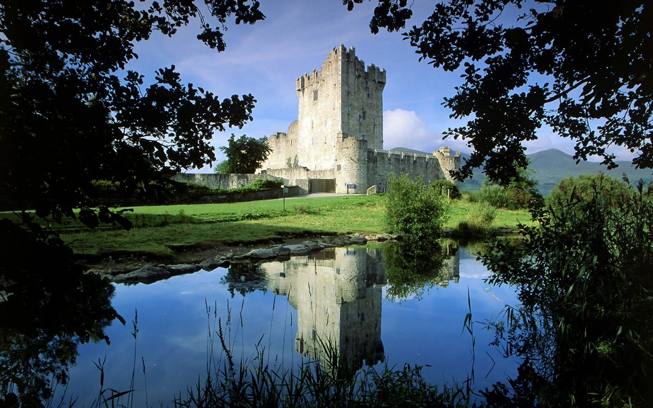 World of Ireland Landschaft Wallpapers 10   1280x800 Wallpaper 1280x800