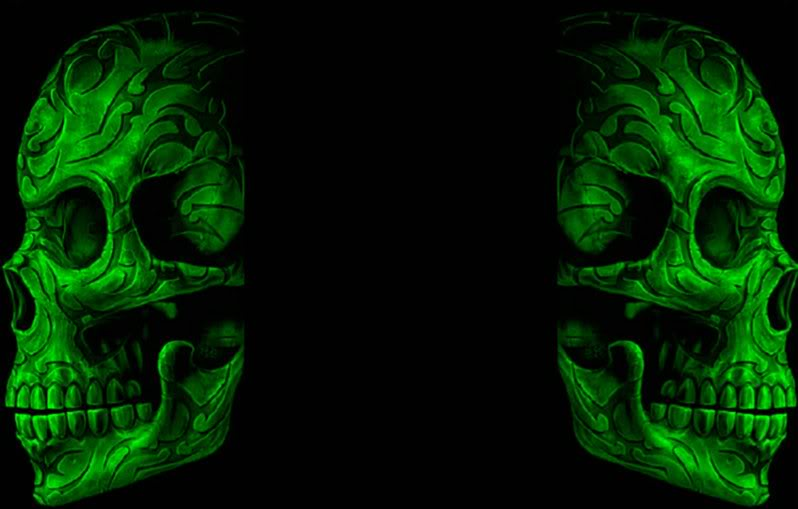 skulls   Cool Graphic 798x509