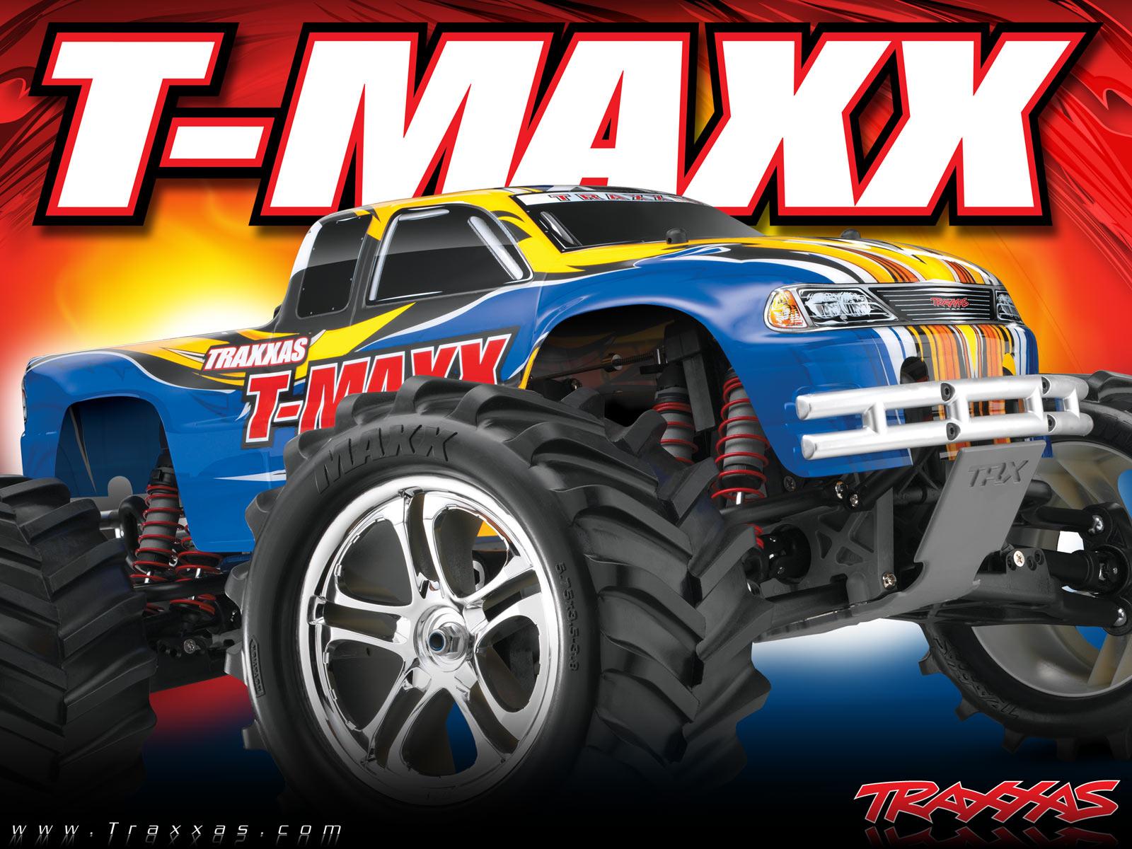Monster Truck Rc Cars >> Traxxas Wallpaper - WallpaperSafari