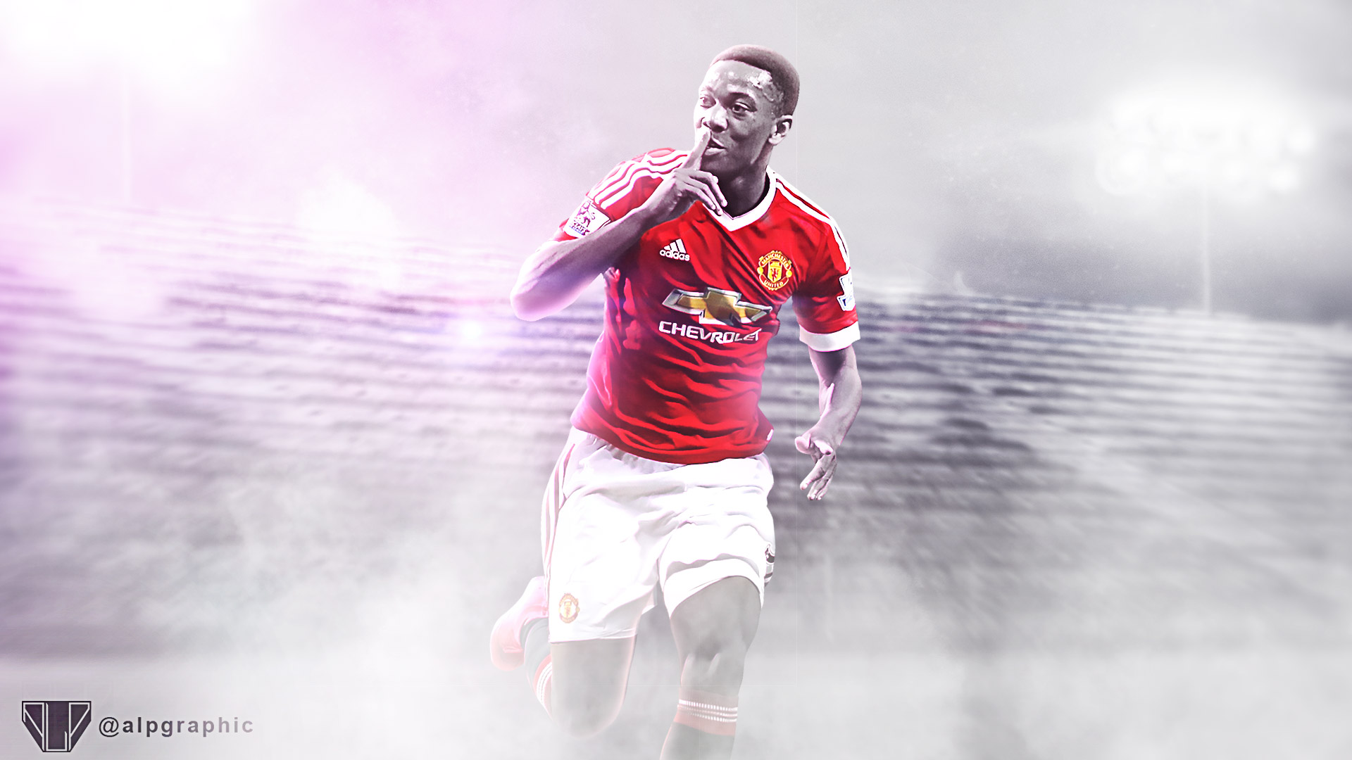 1920X1080 Wallpaper Manchester United 2016