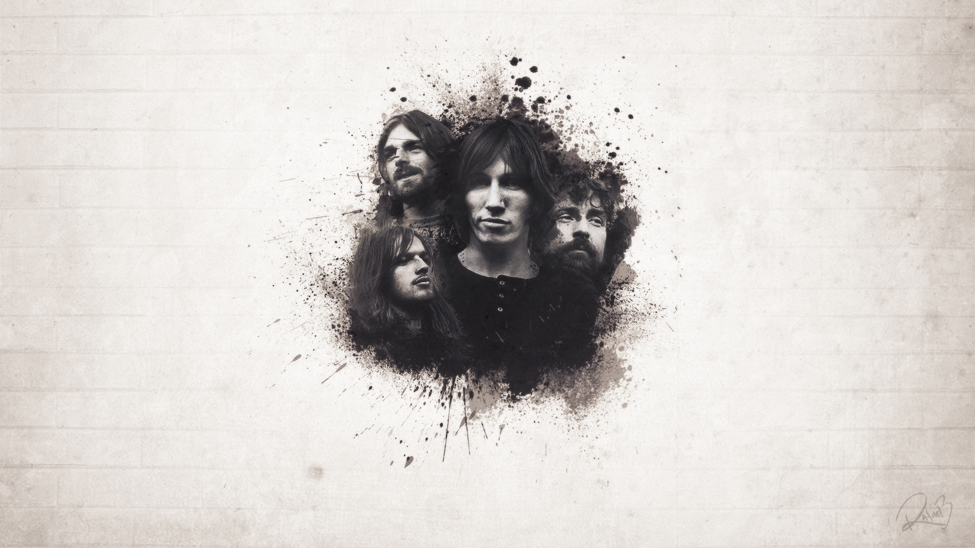 Wallpaper pink floyd pink floyd richard wright david gilmour roger 1920x1080