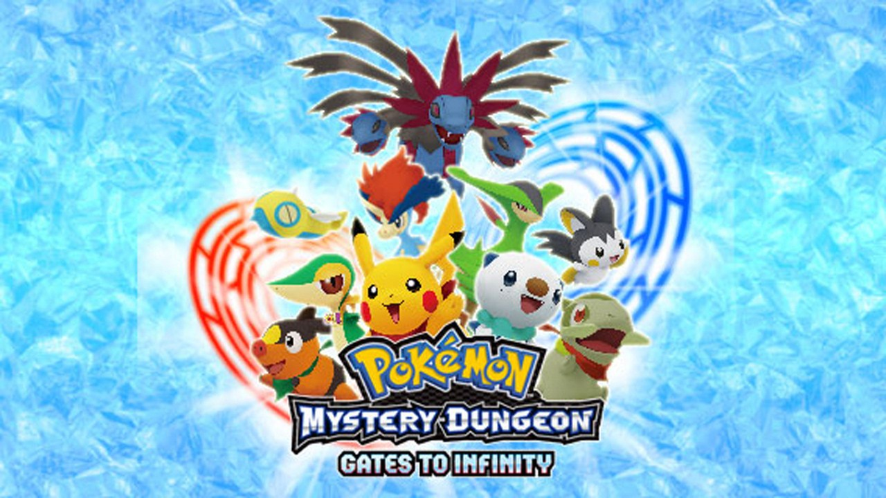 Pokemon Mystery Dungeon Gates to Infinity   Pokemon Mystery 1280x720